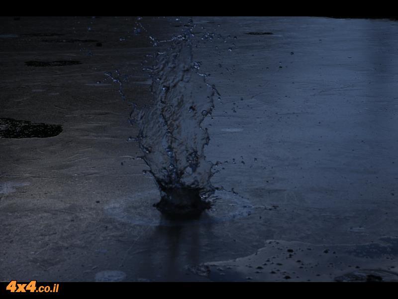 תמונות מהיום השלישי - אגם קפוא באיטליה