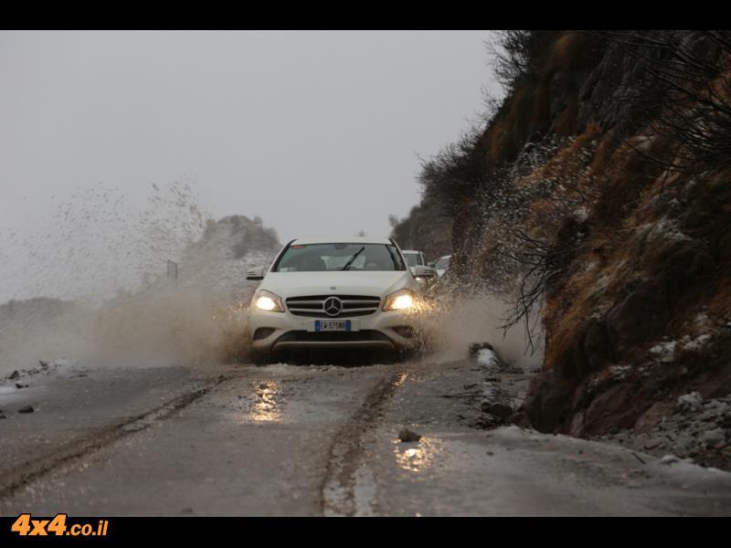 הרפתקאות מרצדס בצפון איטליה - נובמבר 2014