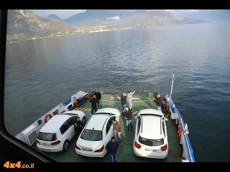 תמונות מהיום השני באיטליה