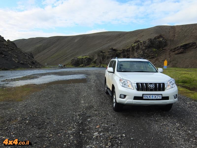 אדמה, קרח ואש - יומן מסע ללבה של איסלנד