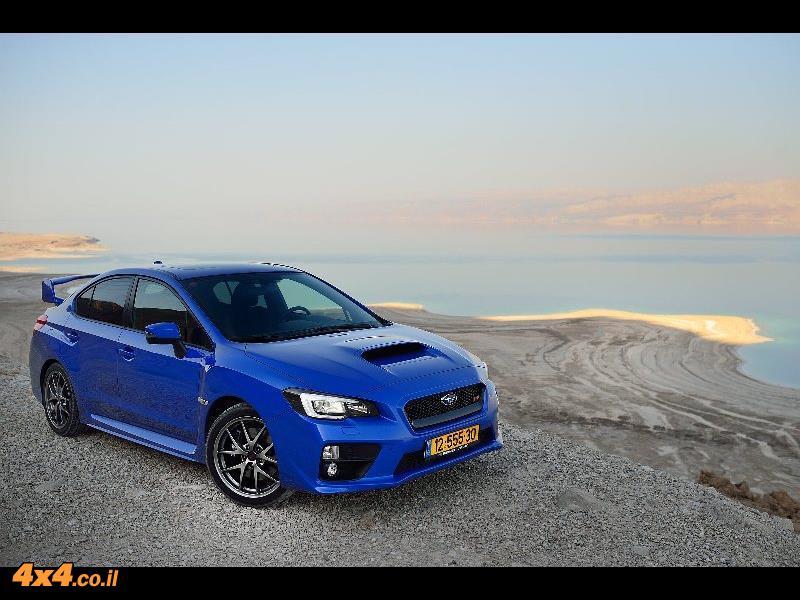 סובארו Subaru STI 4X4