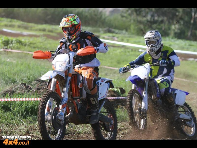 ליגת 2015 של אופנועי אנדורו וטרקטורנים יוצאת לדרך