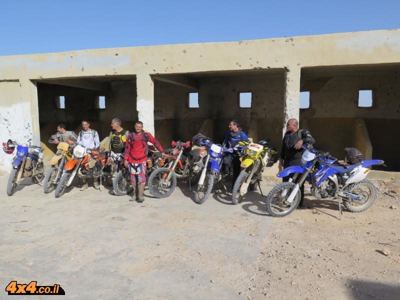 תמונות ממסע אופנועים במרץ 2015: