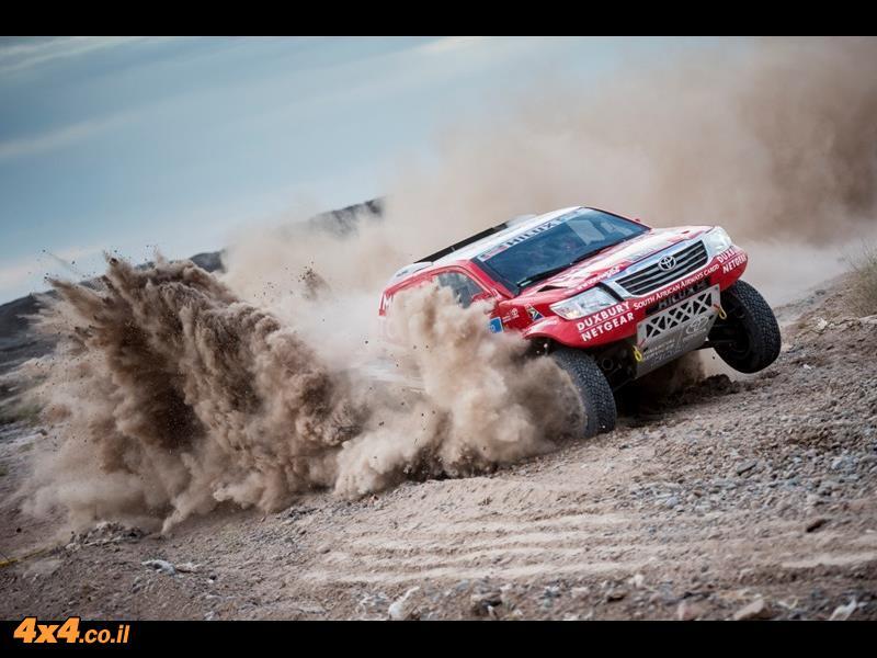 סיכום דקאר Dakar 2015