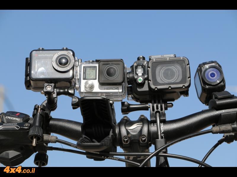 לצלם אקסטרים - Xtreme Cameras