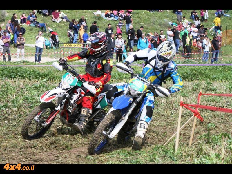 אופנועים - מרוץ אנדורו ראשון לעונת 2015