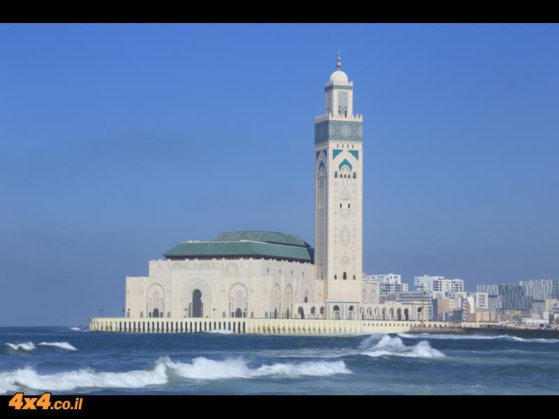 מסגד חסן השני - קזבלנקה