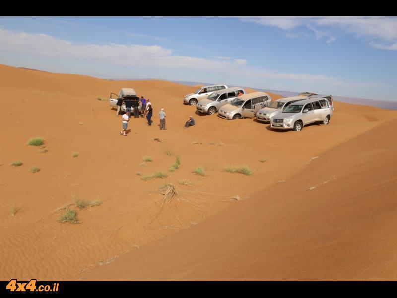 תמונות מהיום השישי במרוקו