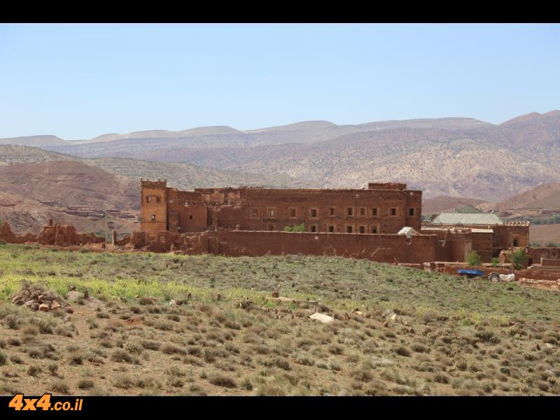 תמונות מהיום השביעי במרוקו