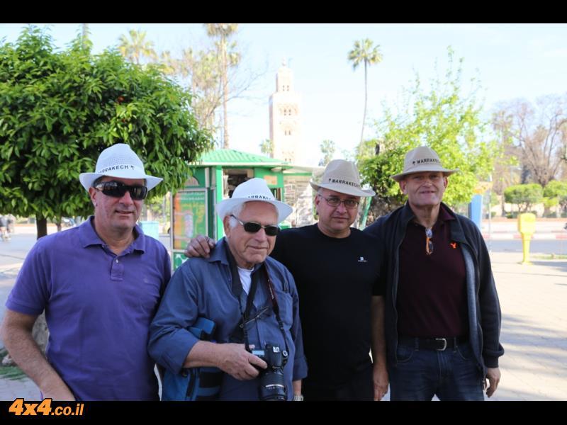 תמונות מהיום השמיני במרוקו - מרקש ביום