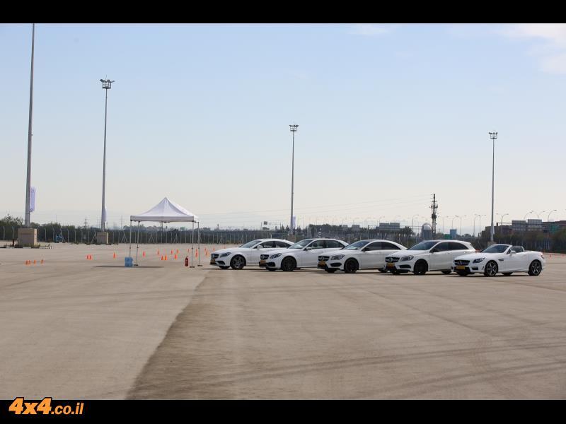 רכבי הקצה של מרצדס AMG
