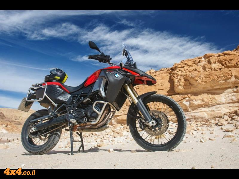 החלקיק האלוהי BMW F 800 GS ADVENTURE