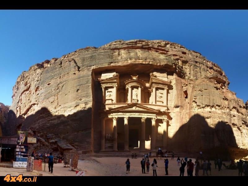 פטרה - בירת הנבטים