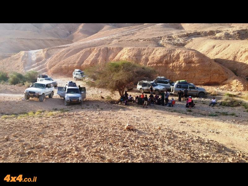 מסע חוצה ישראל - פסח 2015