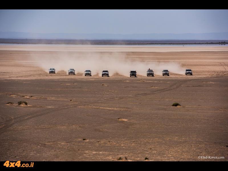הכי מזרחה שיש! מזרח ירדן - מאי 2015