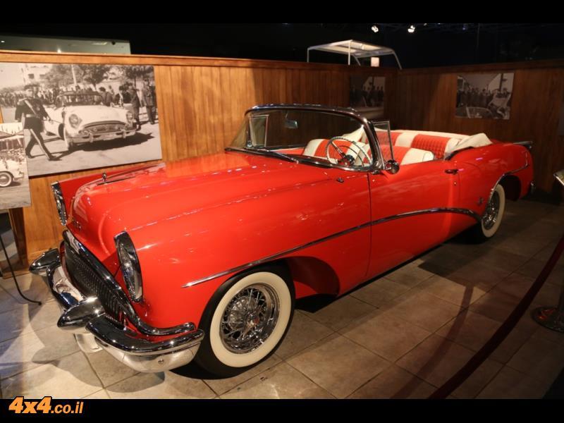 מוזיאון המכוניות של המלך חוסיין