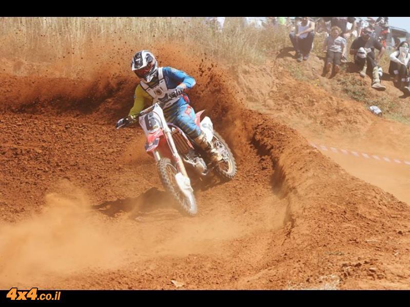 עיוני 2015 - ליגת אופנועי מוטוקרוס אלטרנטיבית