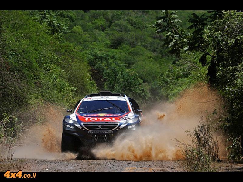 דקאר 2016: אלופי ה-WRC מסתערים