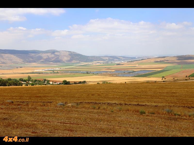 הנוף ממצפה יוס ודויד