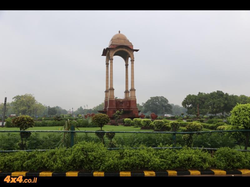 הודו - תמונות מהיום הראשון