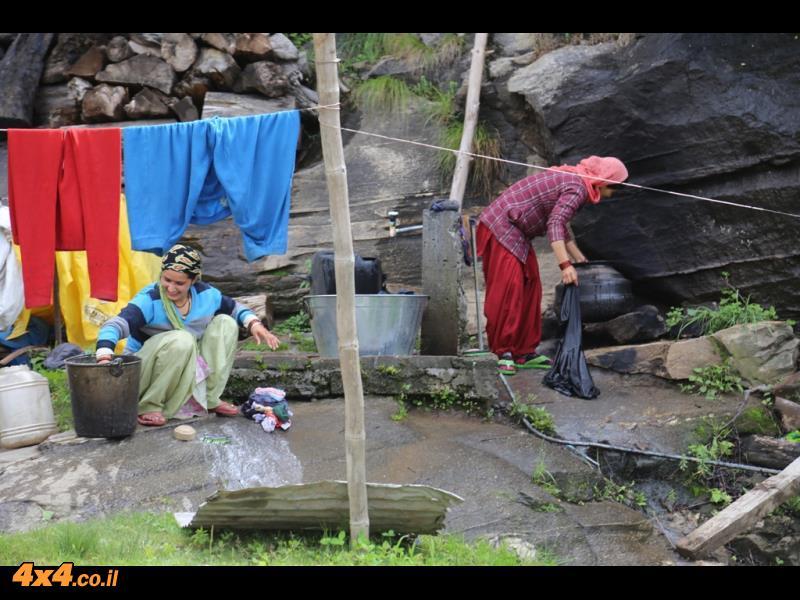 הודו - תמונות מהיום השלישי