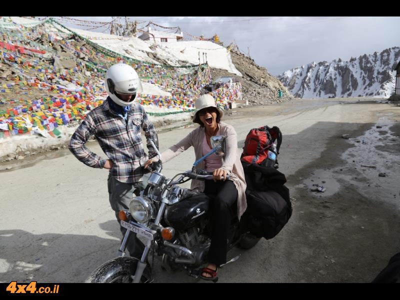 הודו - תמונות מהיום השביעי