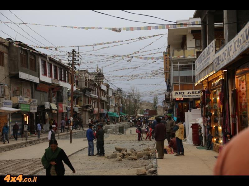 הודו - תמונות מהיום התשיעי