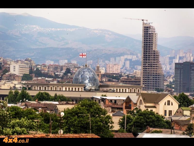 תמונות מהיום הראשון למסע בגיאורגיה