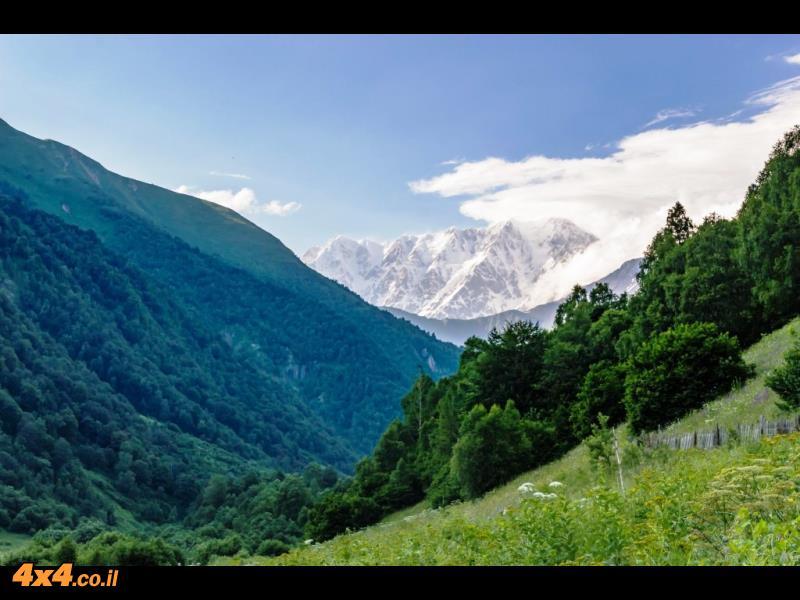 תמונות מהיום הרביעי למסע בגיאורגיה