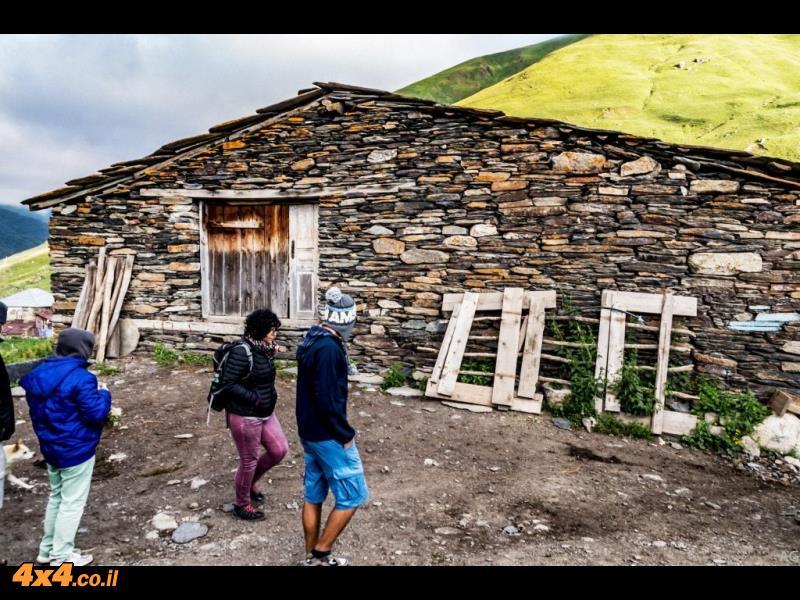 תמונות מהיום החמישי למסע בגיאורגיה