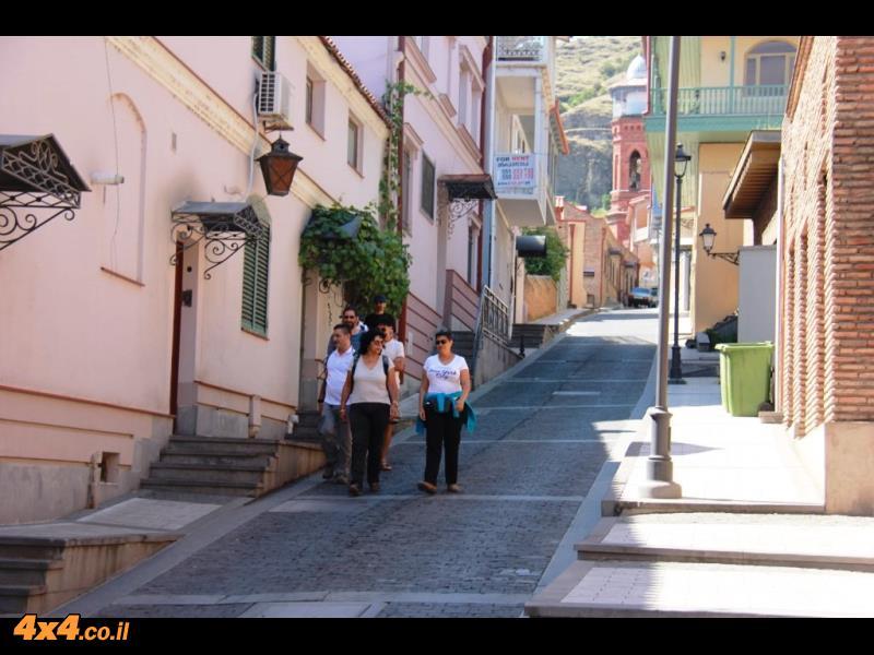תמונות מהיום השביעי - סיור בטביליסי