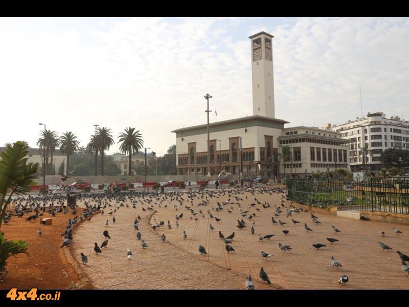 מרוקו - מסע ג'יפים אתגרי למרומי האטלס ולדיונות של הסהרה