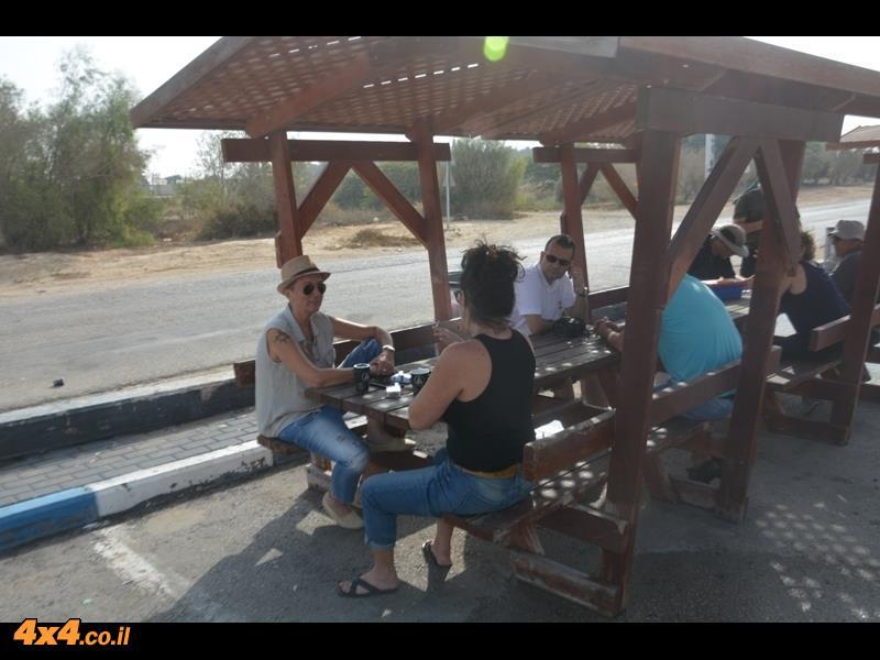 מועדון ג'יפ ברמת ברנע והסביבה - ספטמבר 2015