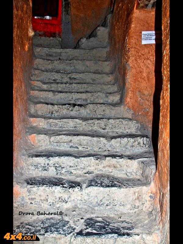 במבוכי המדרגות של גומפה דאנקר
