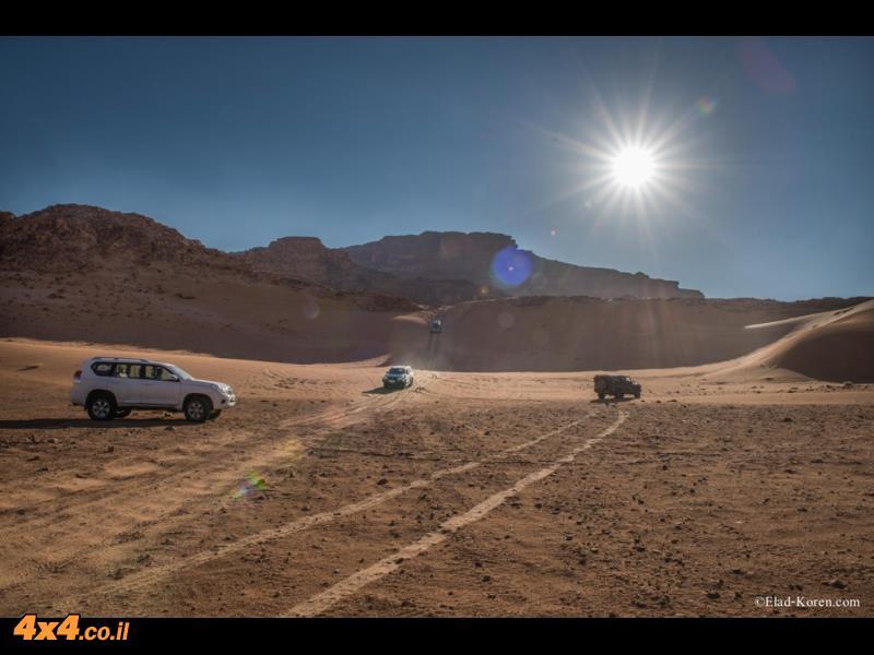 אומנות בלב המדבר