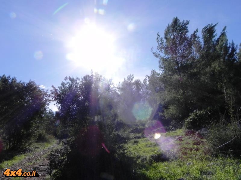 משער הגיא להר אדר ולנחל כסלון - 21.11.15
