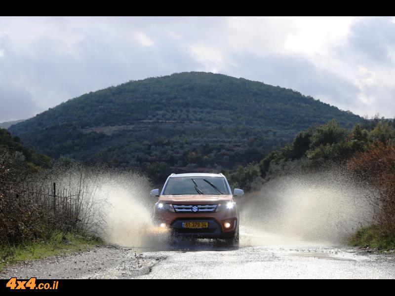 מסלול סובב הר מירון והכפרים הדרוזים