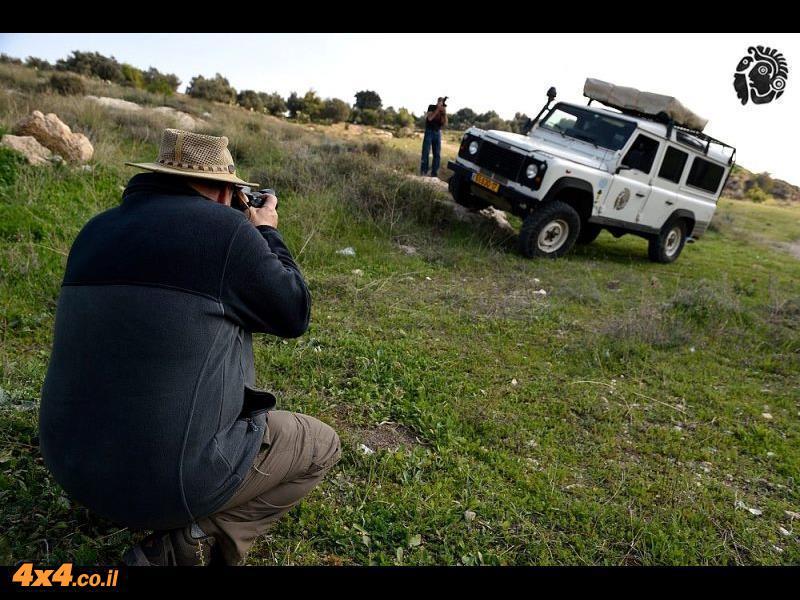 קורס צילום מתקדם לאנשי שטח - פברואר 2015