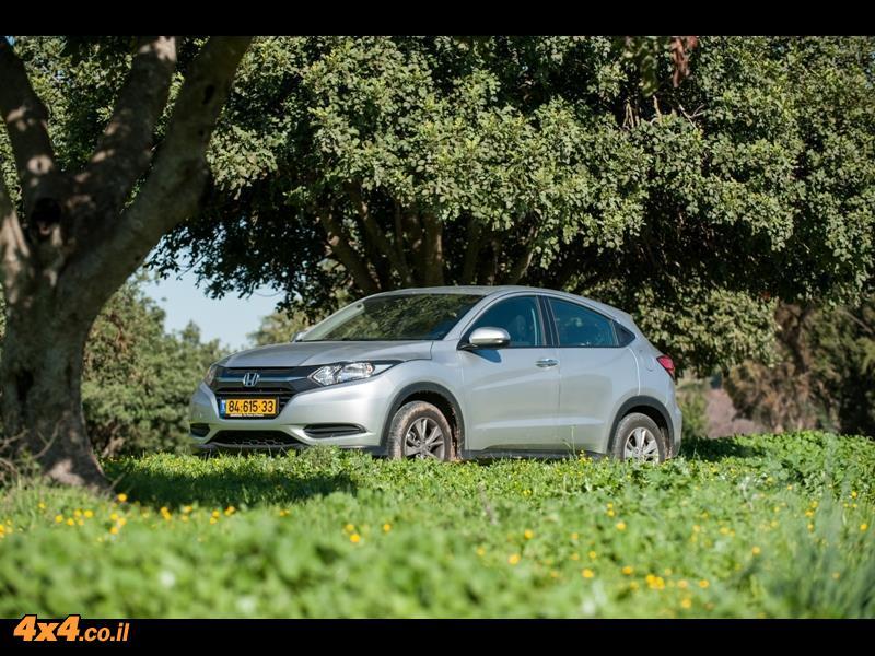 מבחן דרכים: Honda HR-V