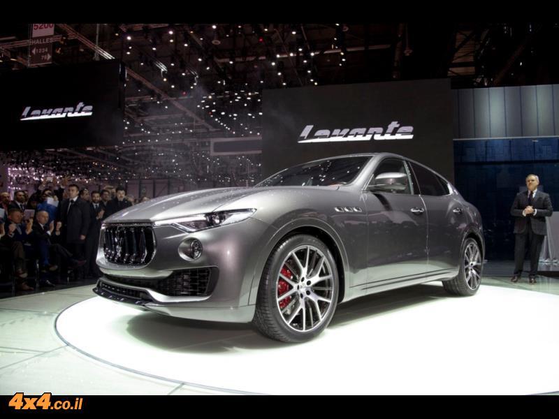 מזראטי לבנטה Maserati Levante
