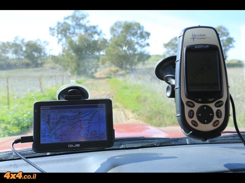 קובץ TWL לשימוש במכשירי GPS ובתוכנות ניווט: