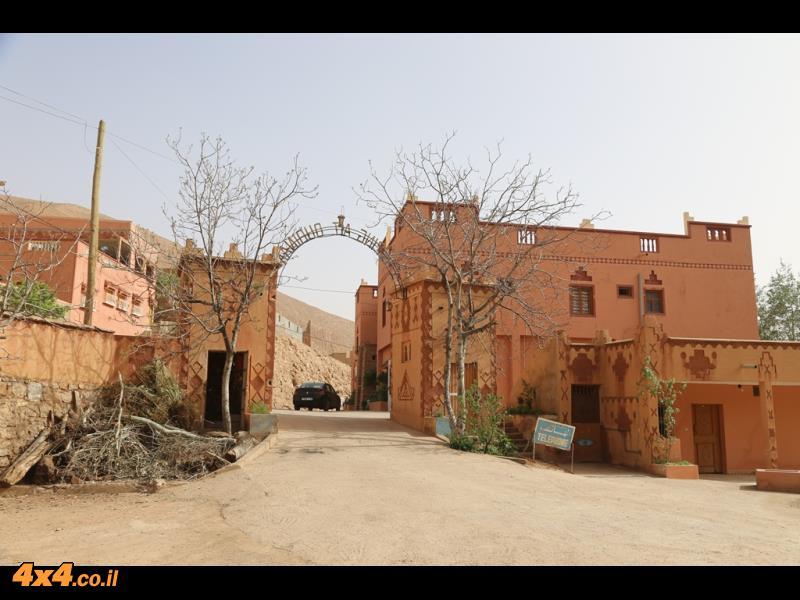 מרוקו - טיול ג'יפים להרי האטלס ומדבר הסהרה, אביב 2016