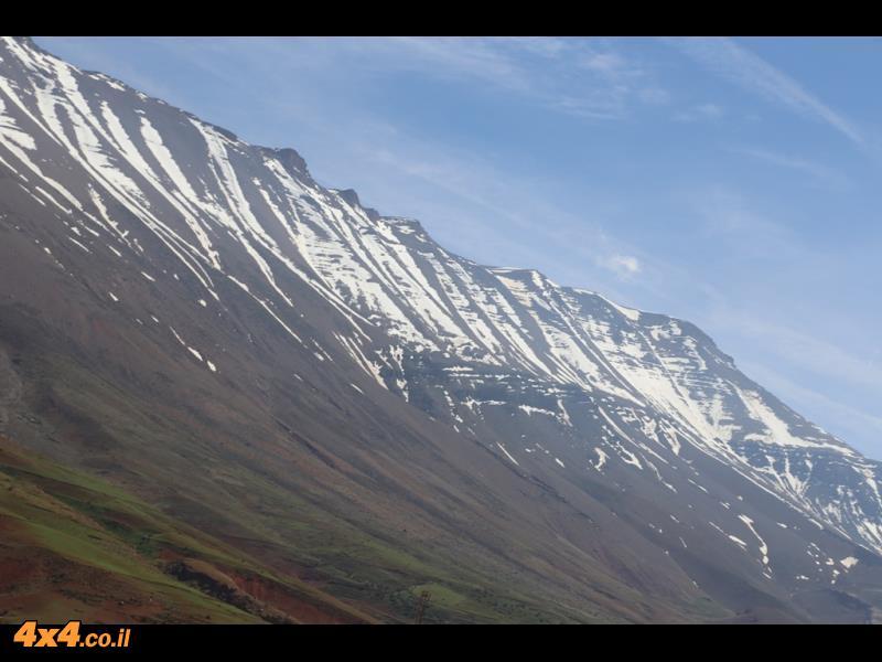 ברברים וכתובות פאגניות בל הרי האטלס