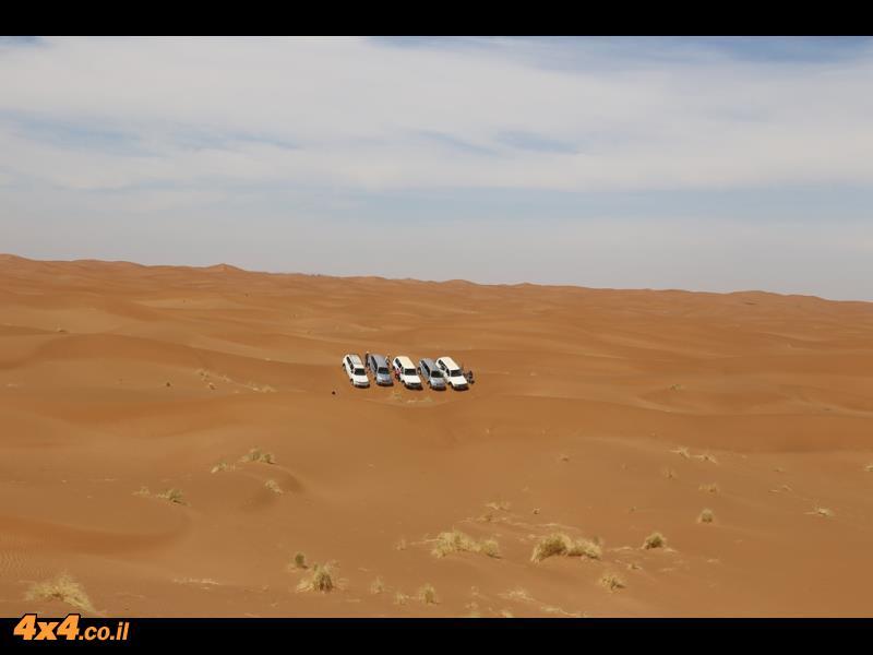 חול וחול ועוד חול