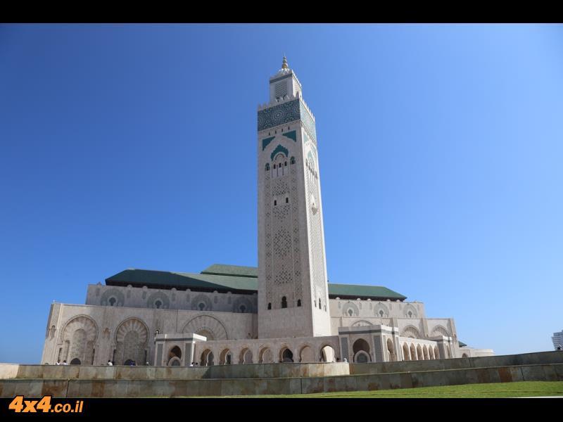 קזבלנקה - הבירה הכלכלית של מרוקו