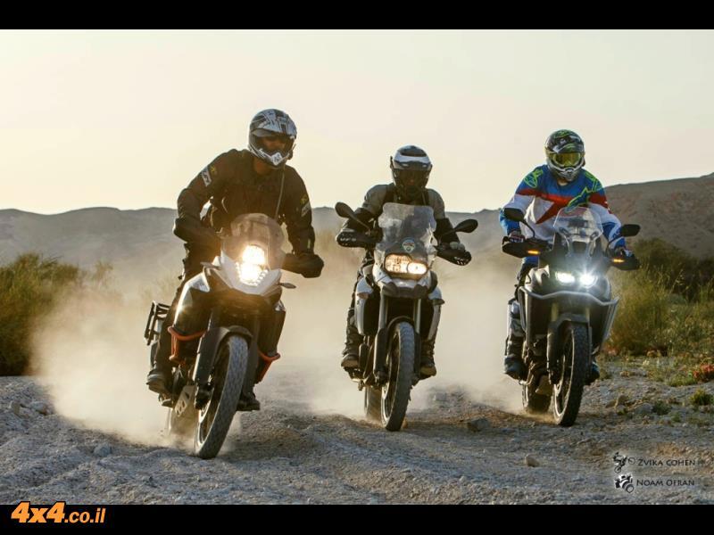אופנועים דו שימושיים אמתיים