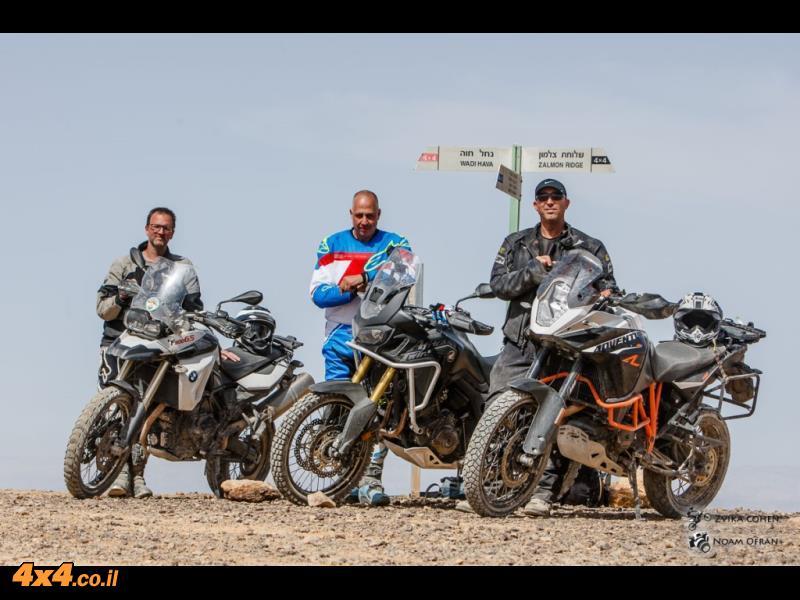 תודה לצוות הרוכבים ולנועם על התמונות - אליפות!