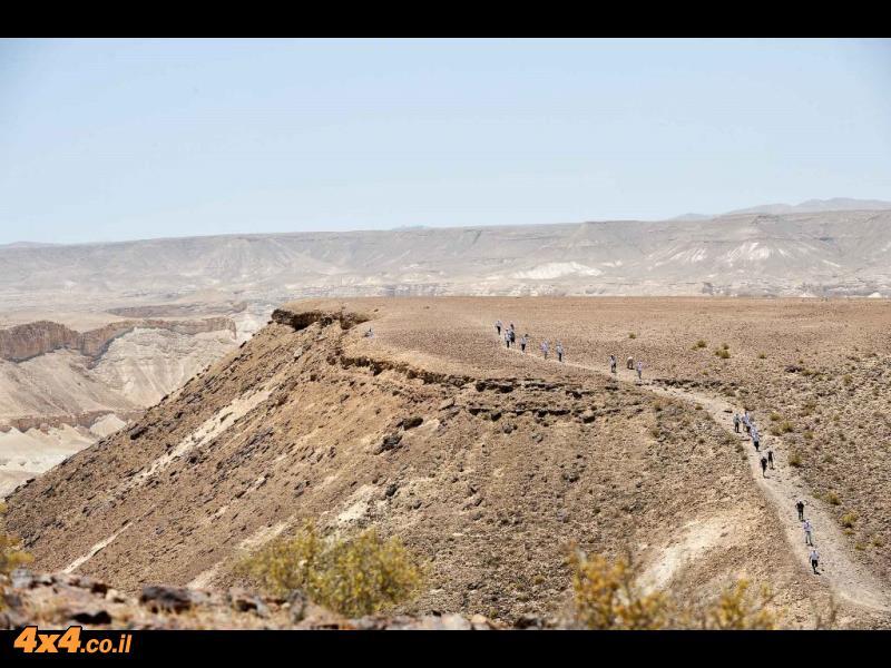 תמונות לאורך מסלול הטיול מאירוע סובארו פורסטר רב משתתפים: