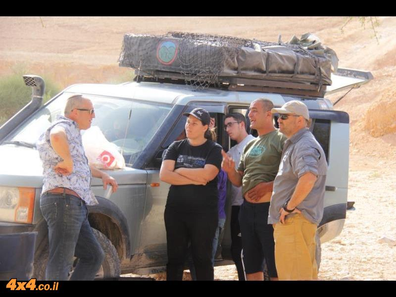 מסע חוצה ישראל - פסח 2016
