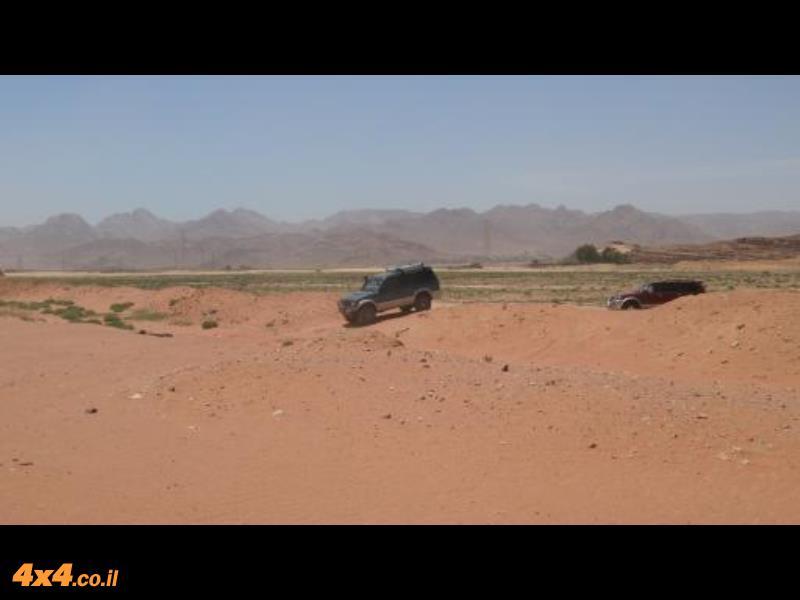 מסע קסום לממלכה ההאשמית - מאי 2016